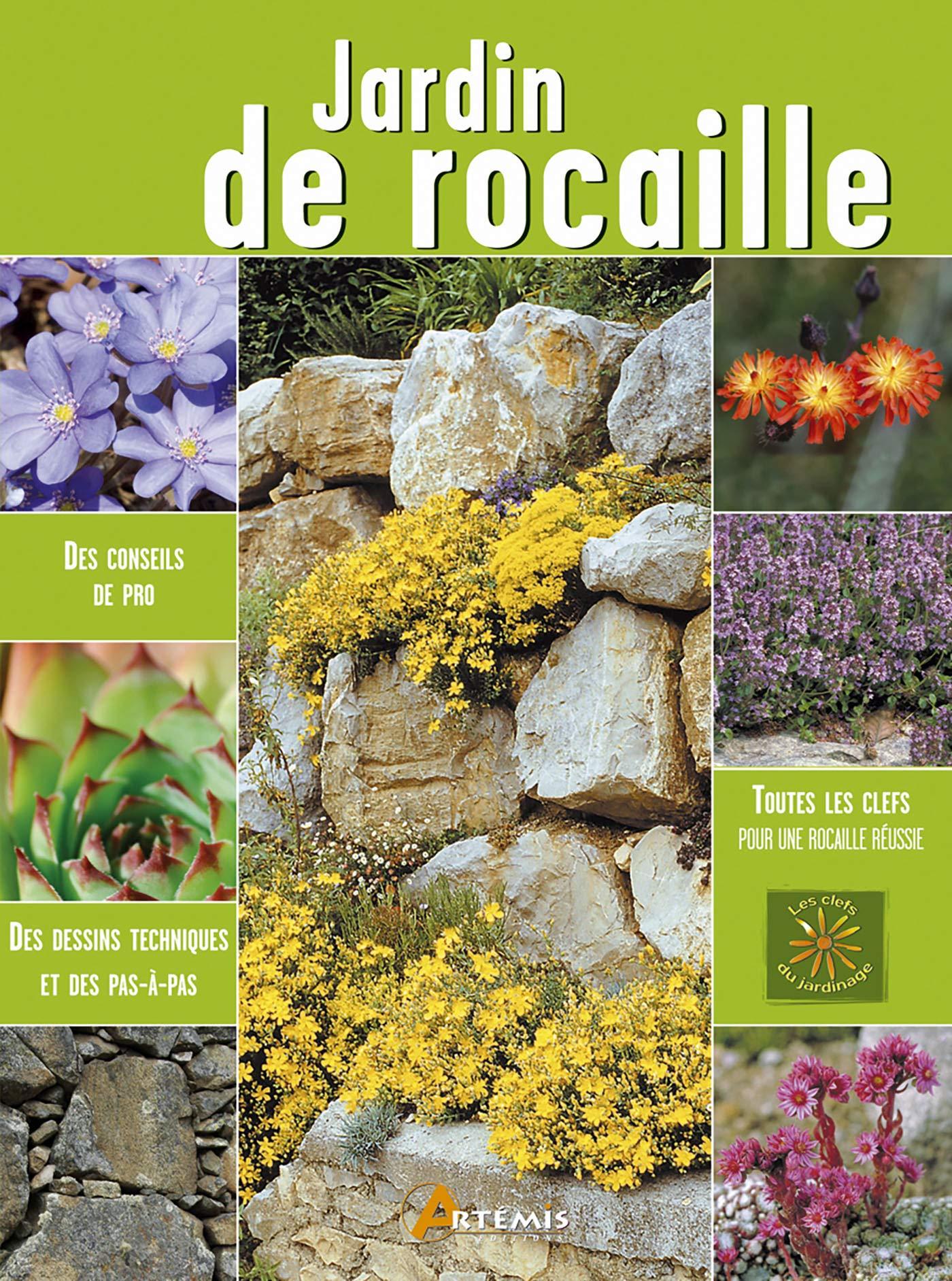 Jardin de rocaille: Gérard Sasias: 9782844166630: Amazon.com ...
