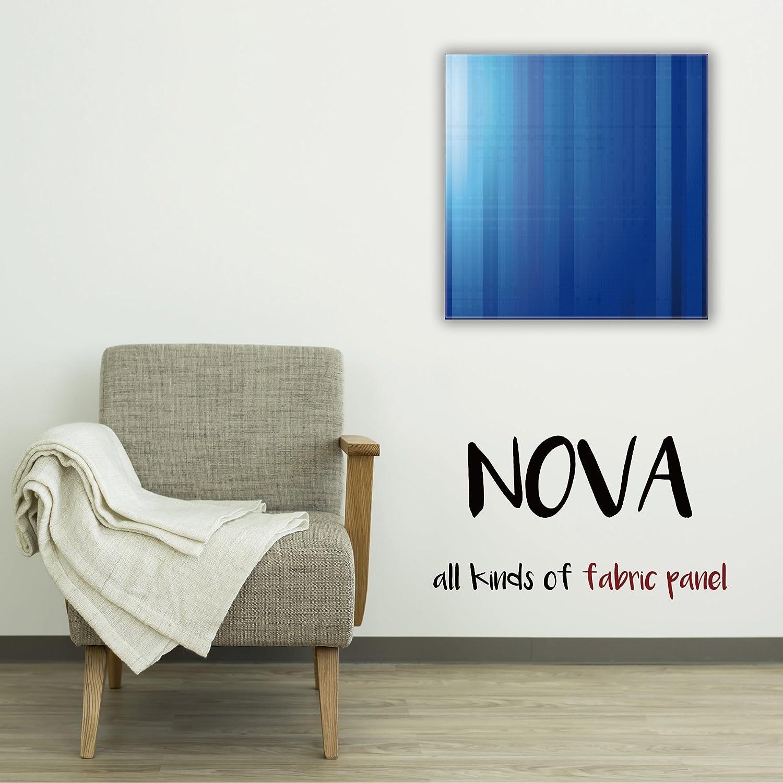 ファブリックパネル NOVA 【 Mサイズ 45cm×45cm 】 海 ブルー sea 青い 青色 深海 水 ウォーター 空 雲 フレーム 人気 壁掛け DIY インテリア オシャレ 木製 布 生地 プリント ウォール デコ B01N30NL5C Mサイズ : 45cm×45cm COLOR6 COLOR6 Mサイズ : 45cm×45cm