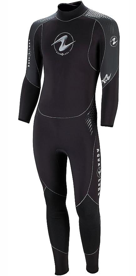 c2a9555fb4 Amazon.com  Aqua Lung AquaFlex 7mm Men s Scuba Diving Wetsuit ...