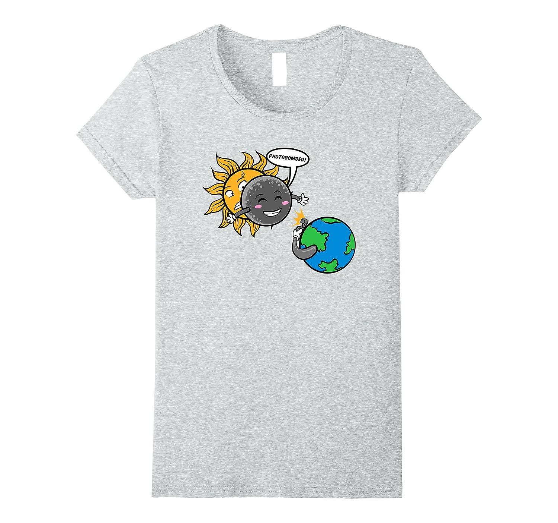 Photobomb Adorable Solar Eclipse Heather-Tovacu