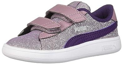 Puma Unisex Kids  Smash Sd Velcro Sneaker  Amazon.co.uk  Shoes   Bags 3532b4911