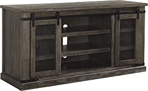 Signature Design by Ashley Danell Ridge Large TV Stand Brown