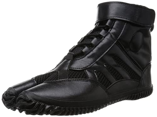 Marugo Sports Jog Jika-Tabi: Negro o Blanco tipo zapatillas
