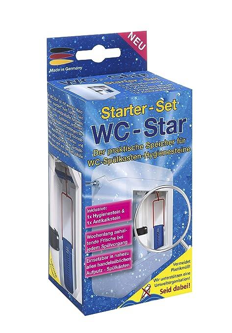 Gut bekannt WC-Star – der praktische Speicher für WC-Spülkasten-Hygienesteine RB94