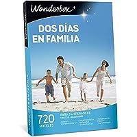 WONDERBOX Caja Regalo -Dos DÍAS EN Familia- 720