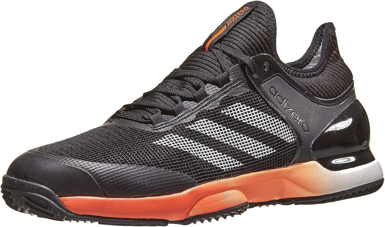 adidas Men's Ubersonic 2 Clay Court Tennis Shoe
