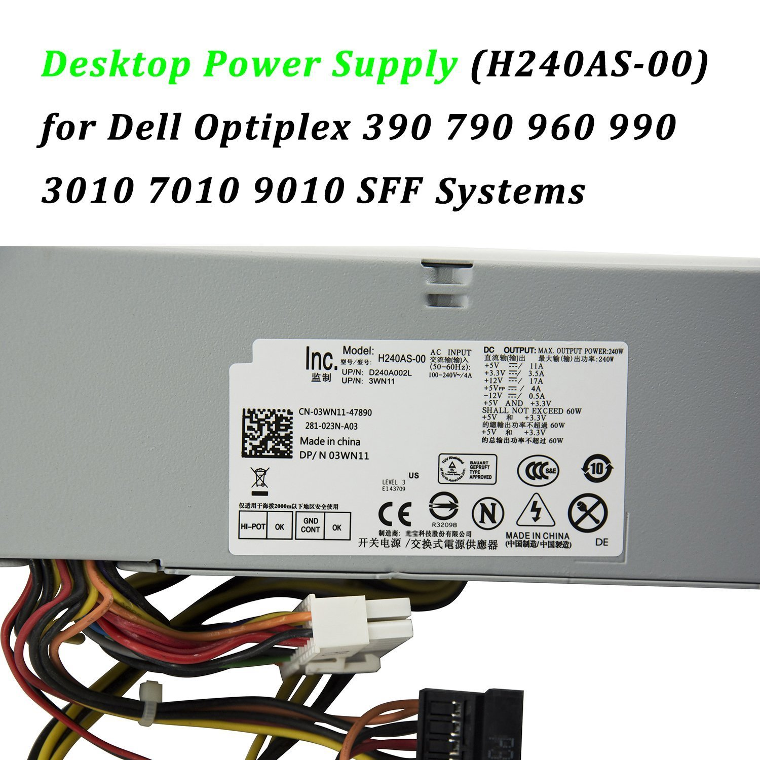 Contemporary Dell Power Supply Wiring Diagram Illustration ...