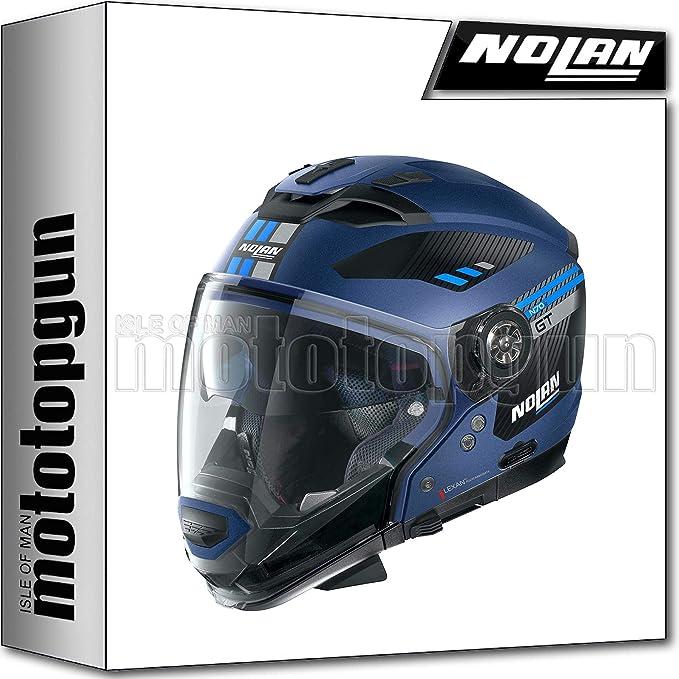 Mototopgun Nolan Crossover Systemhelm N70 2 Gt Bellavista Flat Imperator Blau 027 Sz Xl Auto