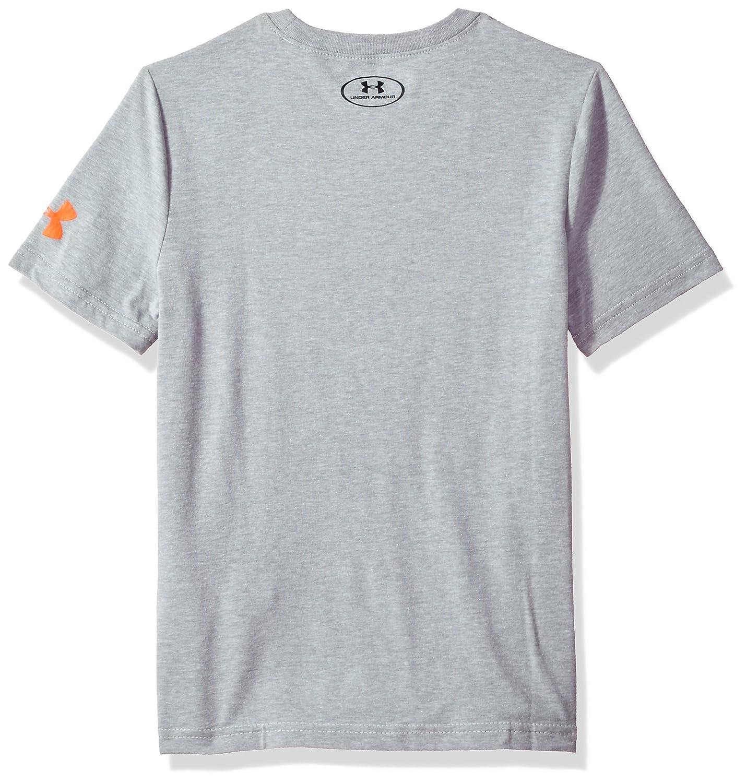 Under Armour Boys SC30 Go to Work Short sleeve Shirt