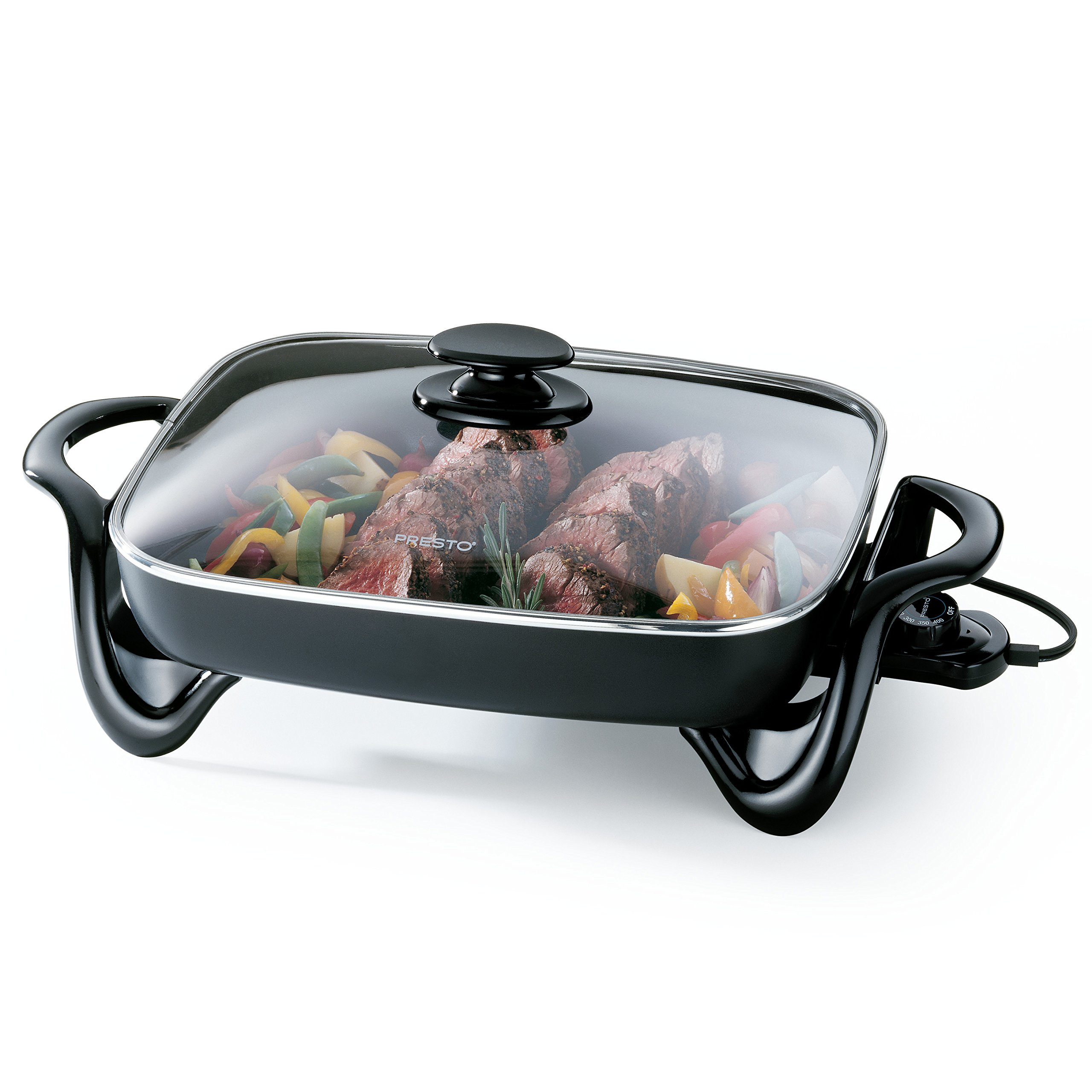 Presto 06852 16-Inch Electric Skillet with Glass Cover by Presto (Image #2)