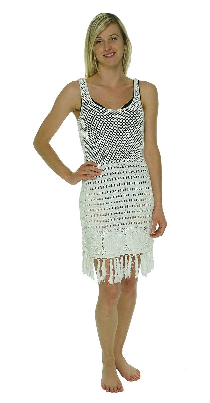 aeb97e4111 Roxy Juniors Boho Bliss Dress at Amazon Women's Clothing store: Fashion Swimwear  Cover Ups