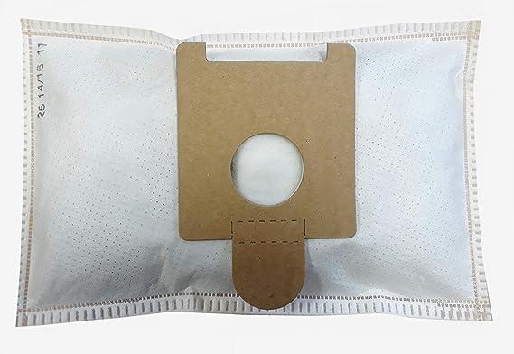 Moulinex Power Pack - Bolsas para aspiradora (5 unidades): Amazon.es: Hogar