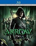 ARROW / アロー <セカンド・シーズン> コンプリート・ボックス(4枚組) [Blu-ray]