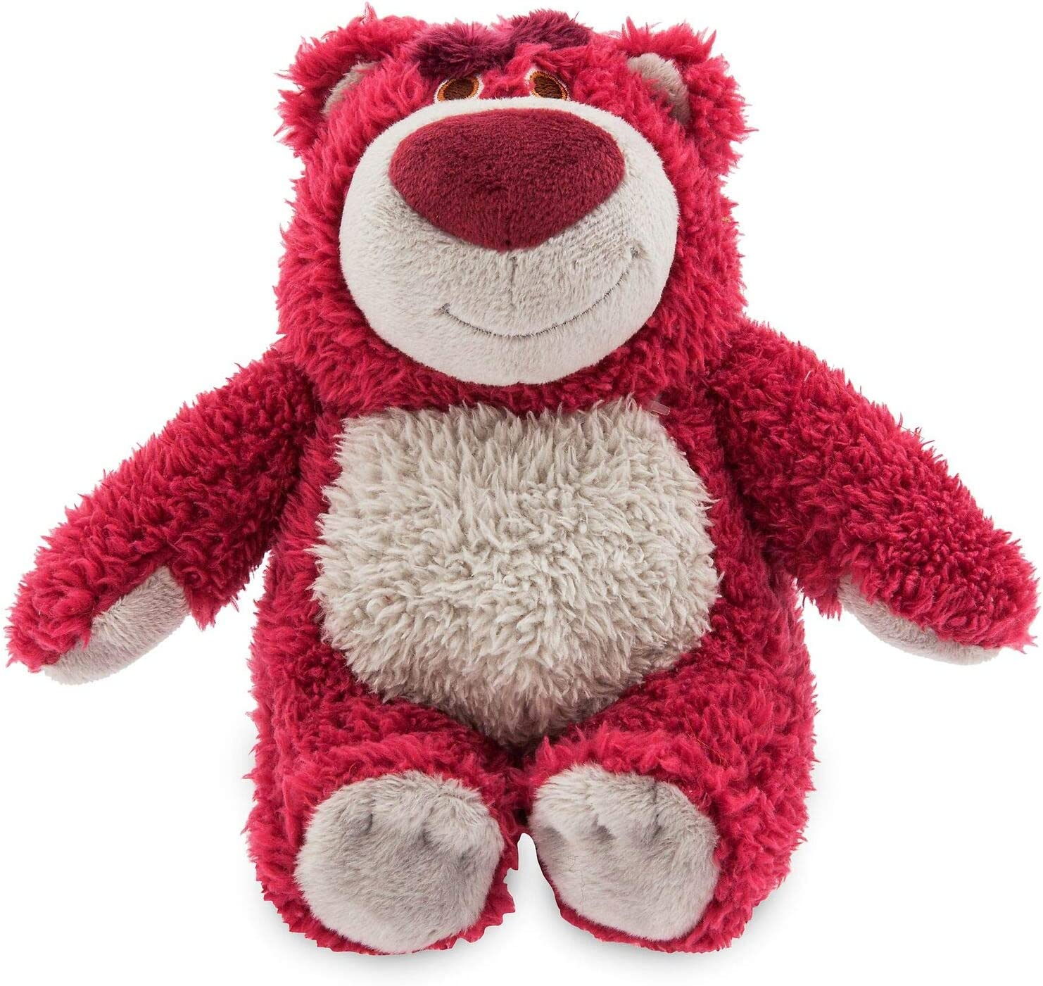 DISNEY TINY BIG FEET 4 INCH PLUSH TOY STORY 4 LOTSO PERFECT FOR LITTLE HANDS