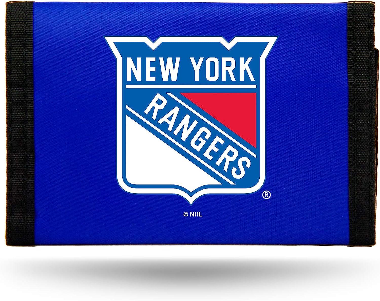 Rico Industries NHL Anaheim Ducks Nylon Trifold Wallet