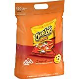 Cheetos Crunchy Cheese Flavored Snacks, 12 Singles