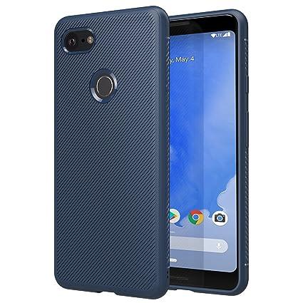 Amazon.com: MoKo - Carcasa para Google Pixel 3, ligera, a ...