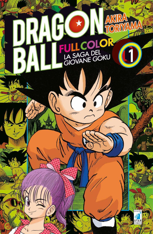 dragon ball full color  : La saga del giovane Goku. Dragon Ball full color: 1 ...