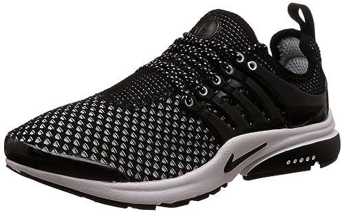 7357b6f47930 Nike Men s Air Presto Ultra Flyknit Black Running Shoes - 10 UK India (45
