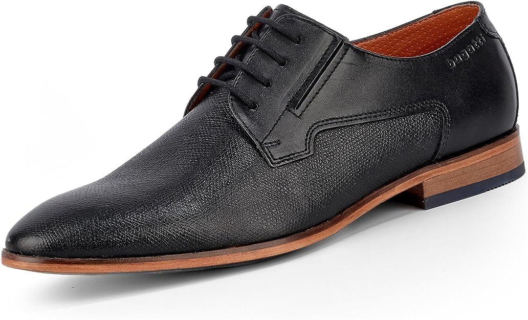 TALLA 43 EU. bugatti 312419011100, Zapatos de Cordones Derby Hombre