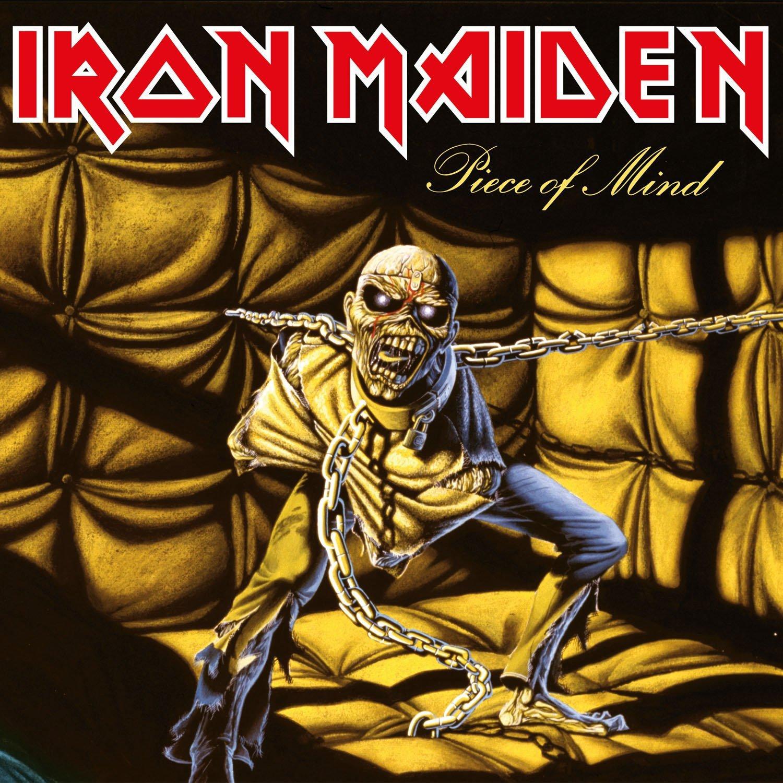 Piece of Mind [Vinyl LP] - Iron Maiden: Amazon.de: Musik