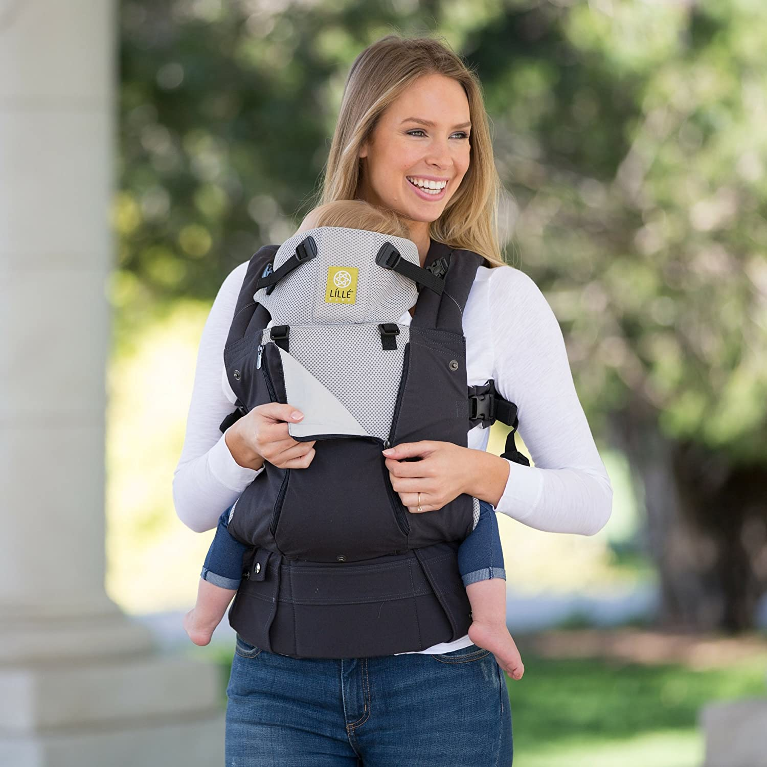 78273ee370e Lillebaby Airflow and Lillebaby All Season carrier are both baby carriers  produced by The LILLEbaby Company. The company is famous for designing and  ...