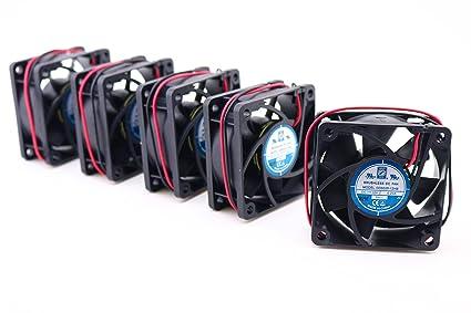 Amazon com: Orion Fans (x5) Case Fan OD6025-12HB-5 | OD6025