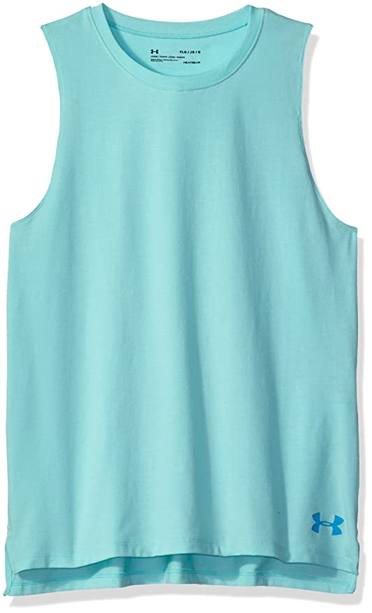 42b6456e974083 Buy Under Armour Girls Girl Boshort Sleeve Teeank Online at Low Prices in  India - Amazon.in