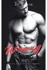 Wrong Kindle Edition