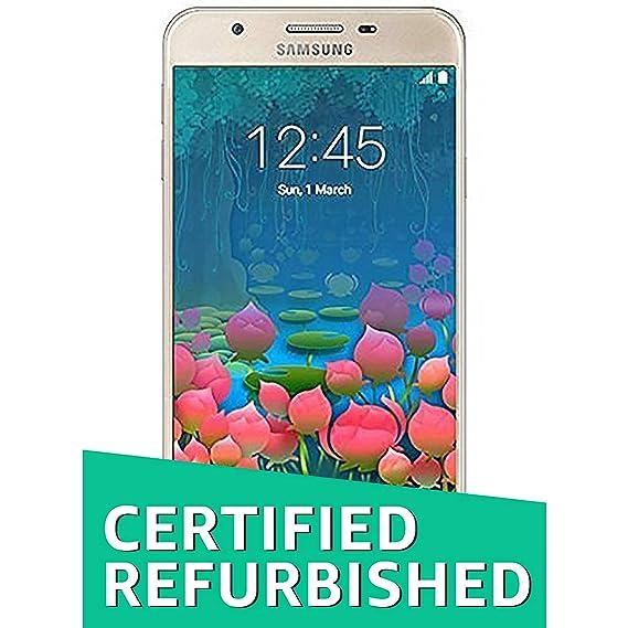dc1a074ee3 (Renewed) Samsung Galaxy J5 Prime SM-G570F (Gold