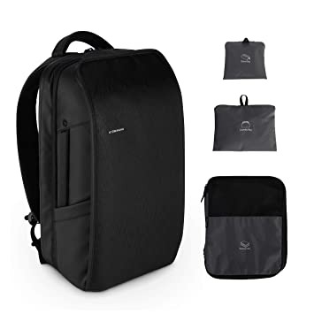 07bcc3bb4a14 Sterkmann Expandable Flight Approved Carry on Backpack Rucksack for  Men Overnight Weekender for Travel