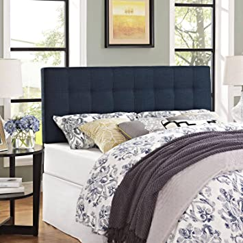 Amazoncom Comfortable Upholstered Bed Headboard Wooden Frame - Comfortable-upholstered-headboard