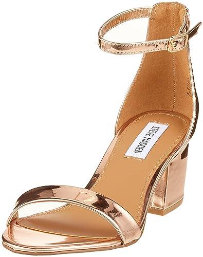 8fd5d7506a Steve Madden Damen Irenee Sandal Riemchensandalen: Amazon.de: Schuhe ...