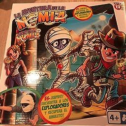 IMC Toys Play Fun, La Aventura de la Momia, Español (90057) , color/modelo surtido: Amazon.es: Juguetes y juegos