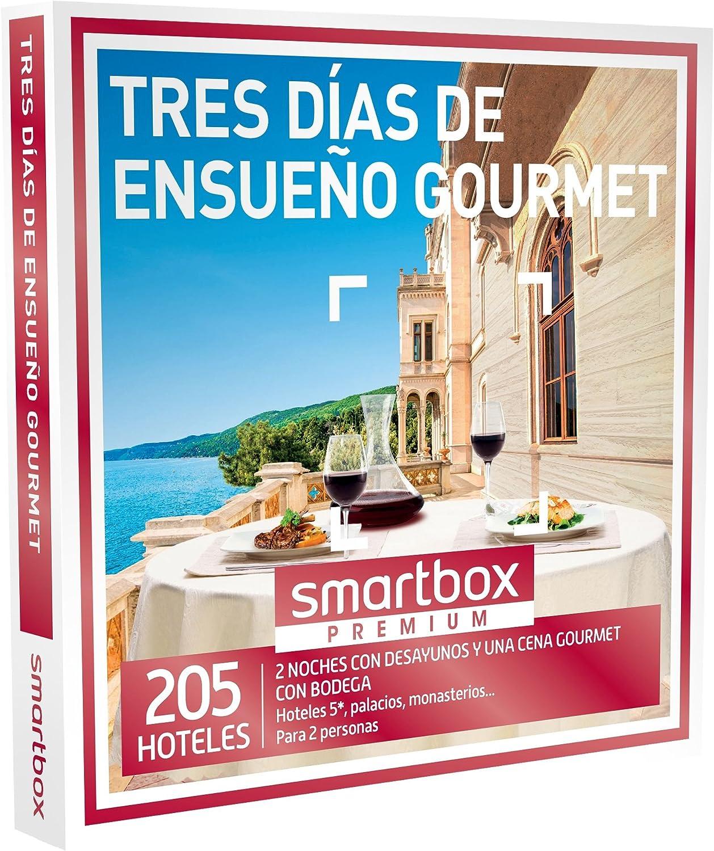 smartbox premium 3 dias de ensueño gourmet