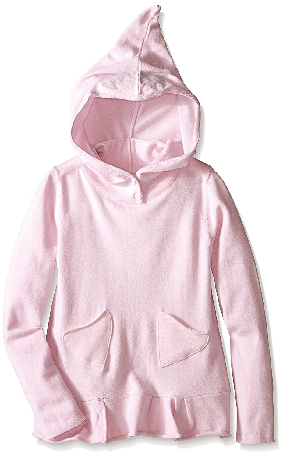Capezio Girls' Pixie Pull Over Cotton Candy Small CK10795C