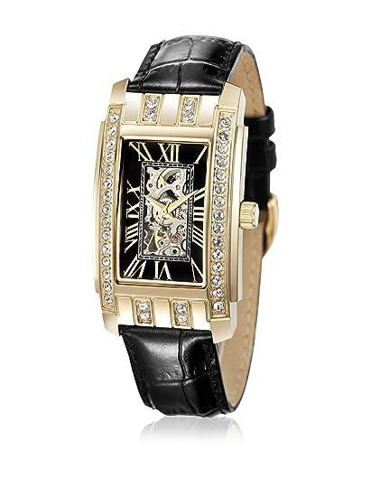 Reichenbach Reloj automático Woman Hartig Negro 50 mm