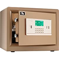 TIGERKING Digital Security,Safe Box,Home Safe,Double Safety Key Lock and Password,Protect Jewelry,Gun,Cash,Safe for Home Office 0.8 Cubic Feet