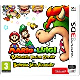 3DS Mario & Luigi: Bowser's Inside Story + Bowser Jr.'s Journey (Nintendo 3DS)