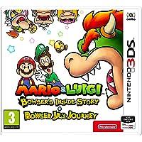Mario & Luigi: Voyage Au Centre De Bowser + L'épopée De Bowser Jr. (Nintendo 3DS)