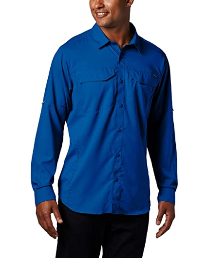 07cc02d0b2d Amazon.com: Columbia Silver Ridge Lite Long Sleeve Shirt: Clothing