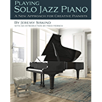 Playing Solo Jazz Piano book cover
