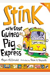 Stink and the Great Guinea Pig Express Kindle Edition