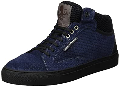 2fc8d61042068b Floris van Bommel Men s 10862 00 Trainers  Amazon.co.uk  Shoes   Bags
