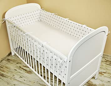 tour de lit bébé 360 Zieba Tour de lit de protection, 420 x 30 cm, 360 x 30 cm, 180 x  tour de lit bébé 360