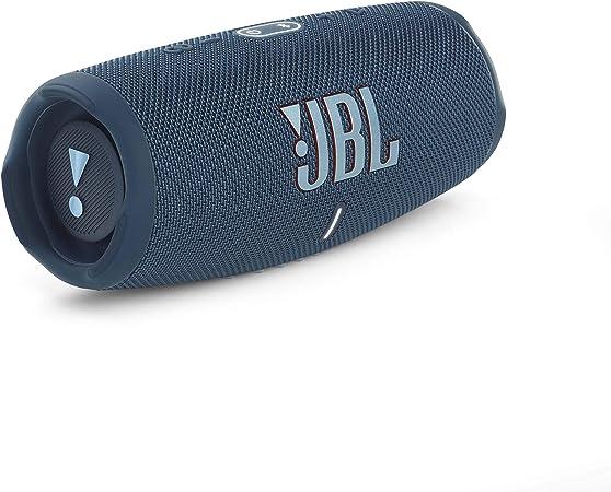 Jbl Charge 5 Bluetooth Lautsprecher In Petrol Blau Wasserfeste Portable Boombox Mit Integrierter Powerbank Und Stereo