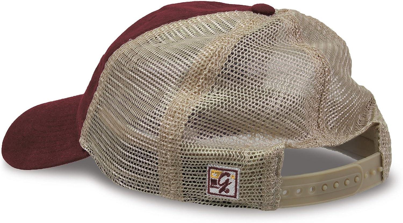 The Game NCAA Unisex-Adult Split Bar Design Trucker Mesh Hat
