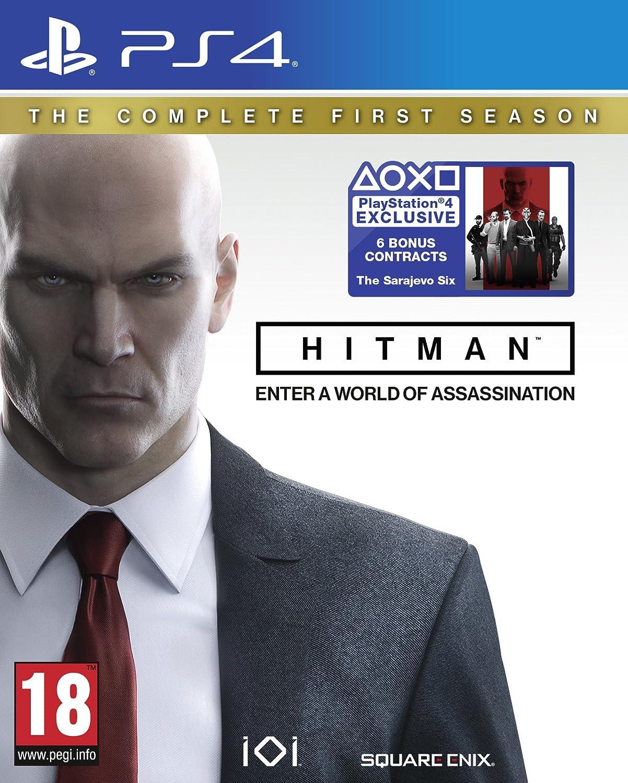 Hitman: La Prima Stagione   Play Station 4 by Square Enix