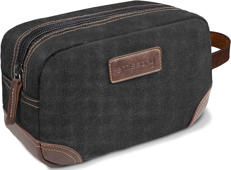 Emissary Men's Toiletry Bag Dopp Kit
