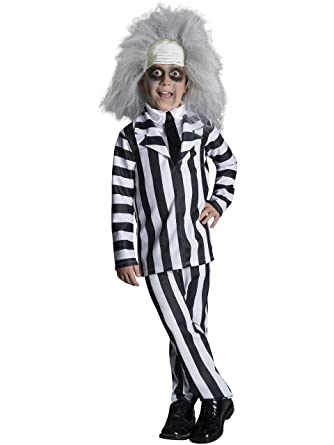 Beetlejuice Deluxe Child Costume M